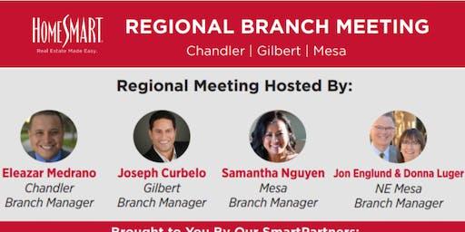 East Valley Regional Meeting