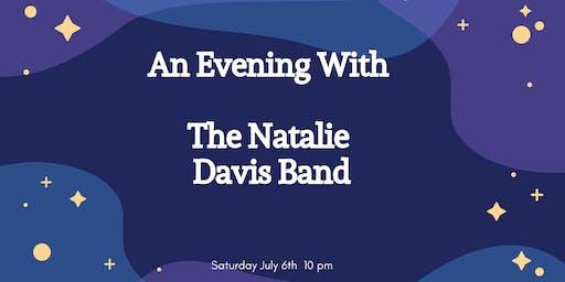 An Evening with The Natalie Davis Band