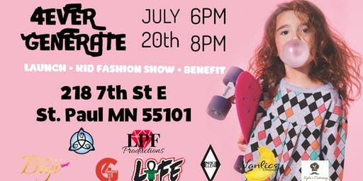 4ever Generate Launch Fashion Show Benefit