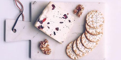 Plant Based Cheese Making + 3 Course Supper Club with Kinda Co. tickets