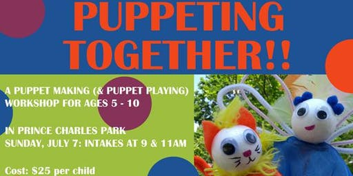 Puppeting Together with X Fest