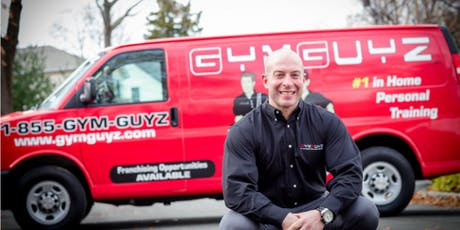 Fireside Chat with Josh York, Founder of GYMGUYZ tickets