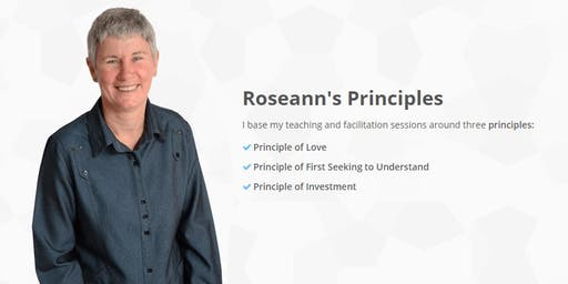 Time Management and Goal Setting with Roseann Gedyes