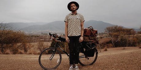 Biking from Oregon to Patagonia: Jedidiah Jenkins and the Road Alone tickets