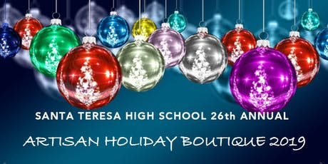 Santa Teresa Holiday Boutique tickets