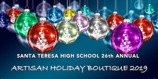 Santa Teresa Holiday Boutique