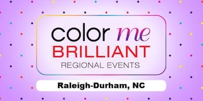 Color Me Brilliant - Raleigh-Durham, NC