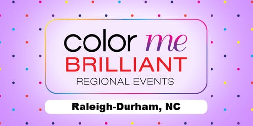 Color Me Brilliant - Raleigh-Durham, NC
