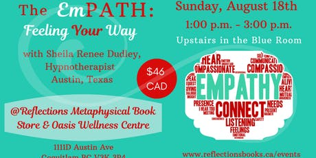 The EmPATH: Feeling Your Way tickets