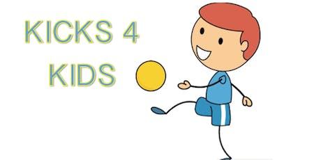 Kicks 4 Kids tickets