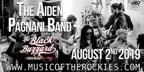 Aiden Pagnani Band tickets
