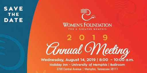 2019 Women's Foundation for a Greater Memphis Annual Meeting