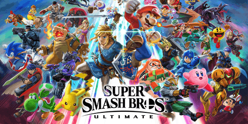Super Smash Brothers Ultimate Tournament & Comedy Show
