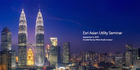 Esri Asian Utilities Seminar tickets