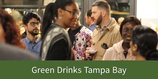 Green Drinks Tampa Bay - July