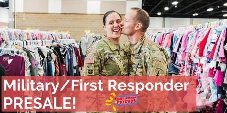 FREE TICKET! JBF Broomfield/Brighton Military/First-Responder Presale tickets