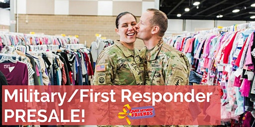 FREE TICKET! JBF Broomfield/Brighton Military/First-Responder Presale