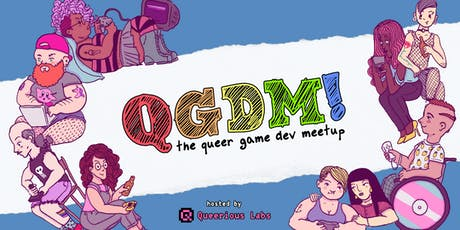 Queer Game Dev Meetup tickets