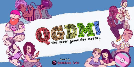 Queer Game Dev Meetup