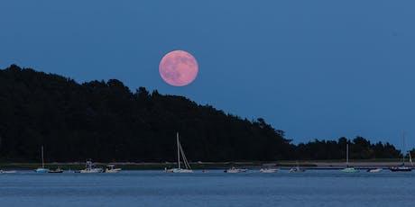 Evening Under the Moon Miramar Retreat Center  Duxbury, MA tickets
