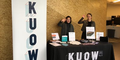 KUOW Volunteer Orientation - August