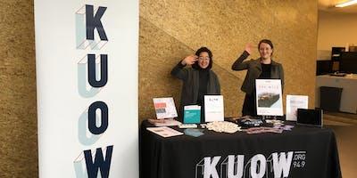 KUOW Volunteer Orientation - August