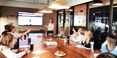 Digital Marketing Workshop by Maria Montt entradas