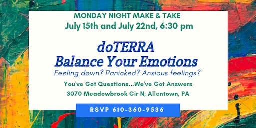doTERRA Balance Your Emotions Make & Take