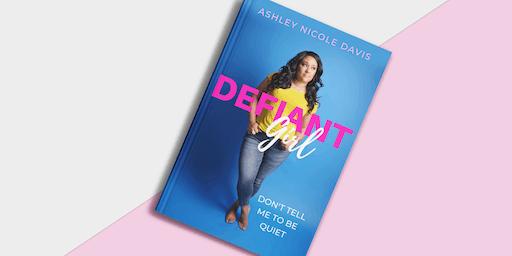 Defiant Girl Book Release