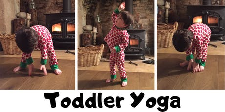 Toddler Yoga Holiday session tickets