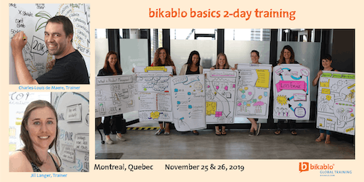 Bikablo® Basics 2-Day Visual Training