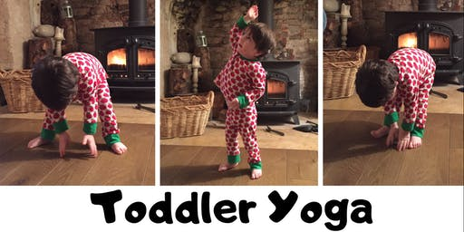Toddler Yoga Holiday session