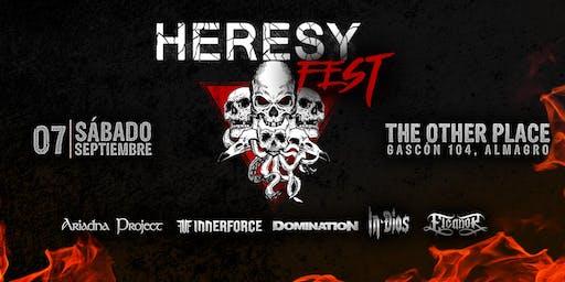 Heresy Fest - Volumen 2