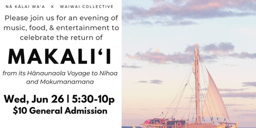 Makaliʻi Celebration