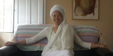 KUNDALINI YOGA - The Householder Yoga with Hsin-ya tickets