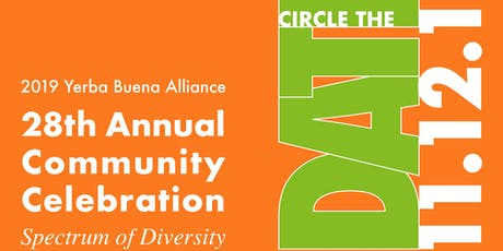 Yerba Buena Alliance 2019 Community Celebration tickets