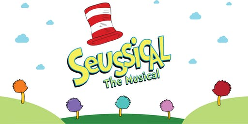 Seussical The Musical -- Friday July 26th, 7pm