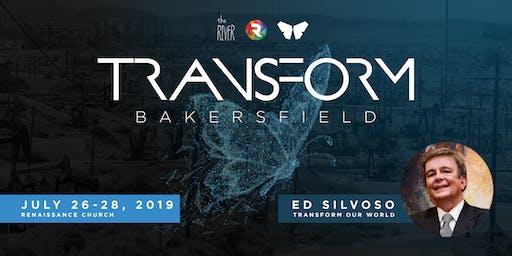 Transform Bakersfield with Ed Silvoso