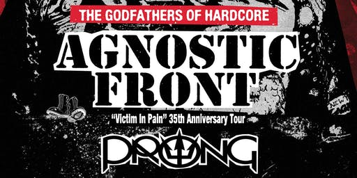 Agnostic Front and Prong