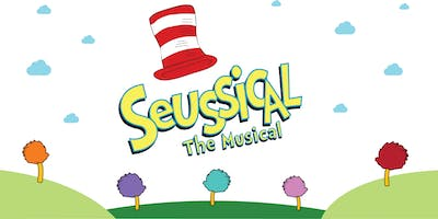 Seussical The Musical -- Sunday July 28th, 3pm