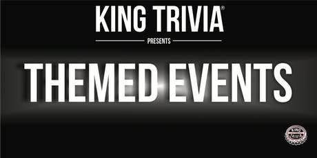 King Trivia Presents: Tarantino Movies tickets