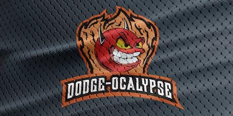 Dodge-Ocalypse: Dodgeball Tournament Series tickets