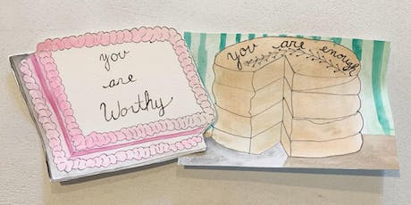 Affirmation Cake Decorating tickets