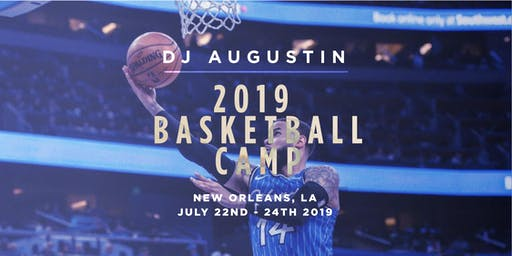 DJ Augustin Basketball Camp 2019