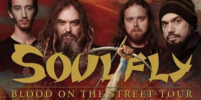Pandemic Unleashed ROCK show with SOULFLY, Unearth, Incite and Prison