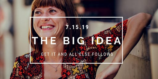 The Big Idea (with your health)