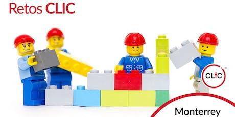 Workshop: Miércoles de Retos CLIC entradas
