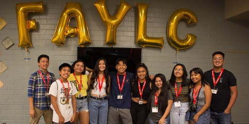 Filipino American Youth Leadership Conference 2019