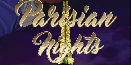 Second Annual Parisian Nights Benefit Gala Supporting the OKK Foundation, Inc. tickets