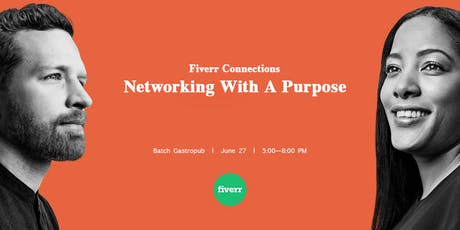 Fiverr Connections: Networking With A Purpose tickets